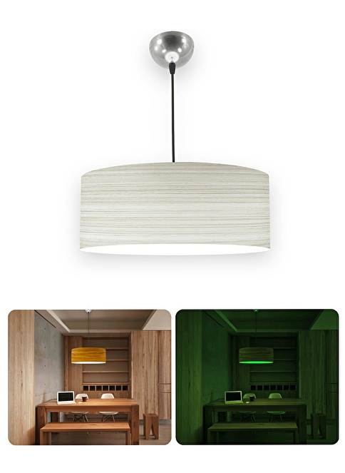 Crea Lighting Fosforix Sarkıt(45 cm) Borame Renkli